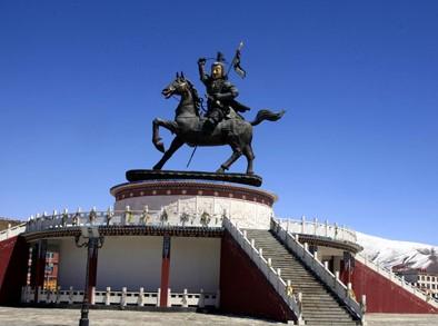 """""""König Gesar"""": Provinz Qinghai baut Datenbank für Erzähler des Epos auf"""