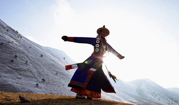 Qinghai: Schneelandschaft-Fotografie in Haixi