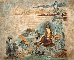 藏文史籍中的敦煌观音修行院