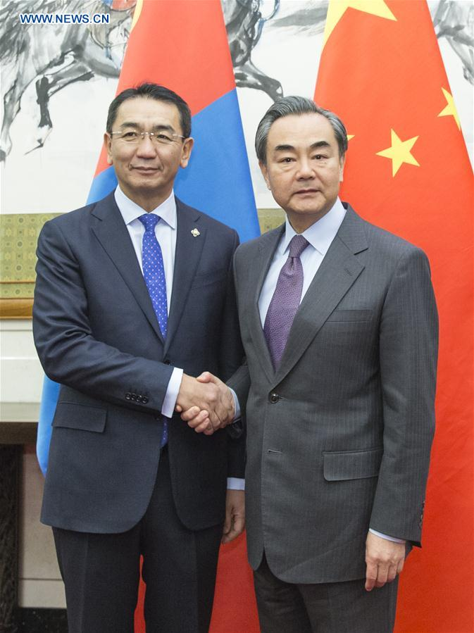 Mongolia reaffirms commitment to one-China policy