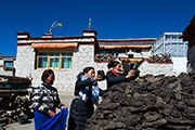 海拔5000米驻村干部