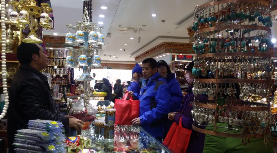 2017年西藏自治区将创建8个全域旅游示范区
