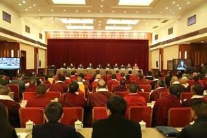 积极引导藏传佛教与社会主义社会相适应