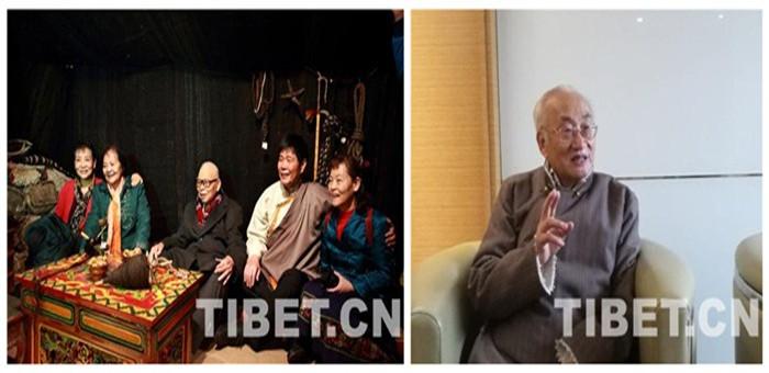 """今天,这群""""老西藏""""来到首都博物馆里过了个年"""
