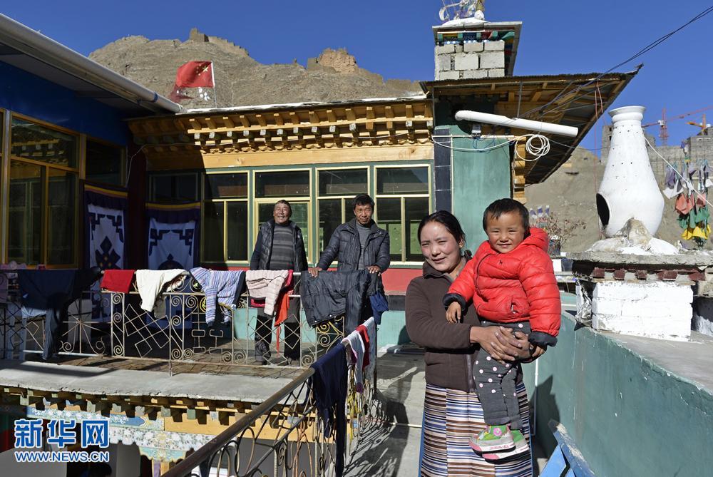 Das glückliche Leben des Bauern Phurbu Tenzin