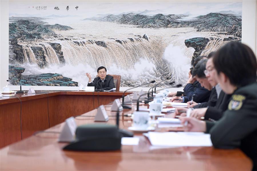 Chinese top legislator calls for better quality legislation
