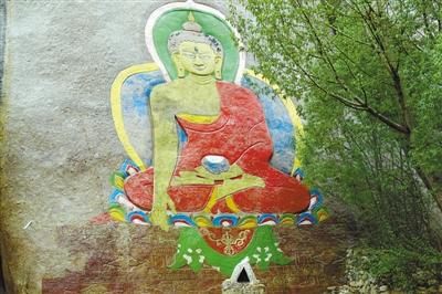 日喀则市著名的石刻造像一览