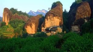 寻访武夷岩茶之源