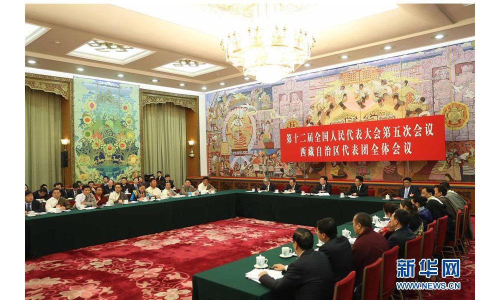 Tibet cracks down on separatist activities by Dalai Lama clique