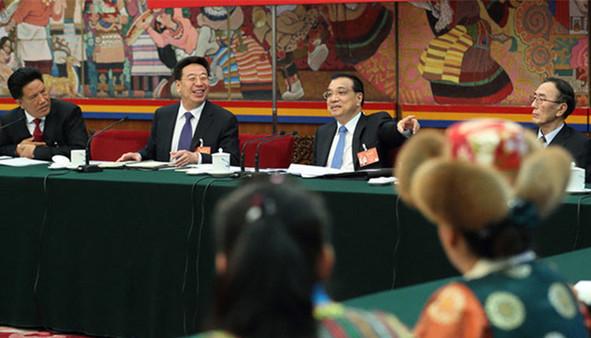 Tibet legt dem NVK 25 Anträge vor