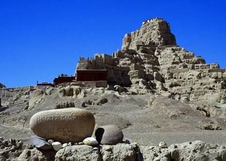 Tibet gräbt erstmals Altzeinsteit-Ruinen einer bestimmten Epoche aus