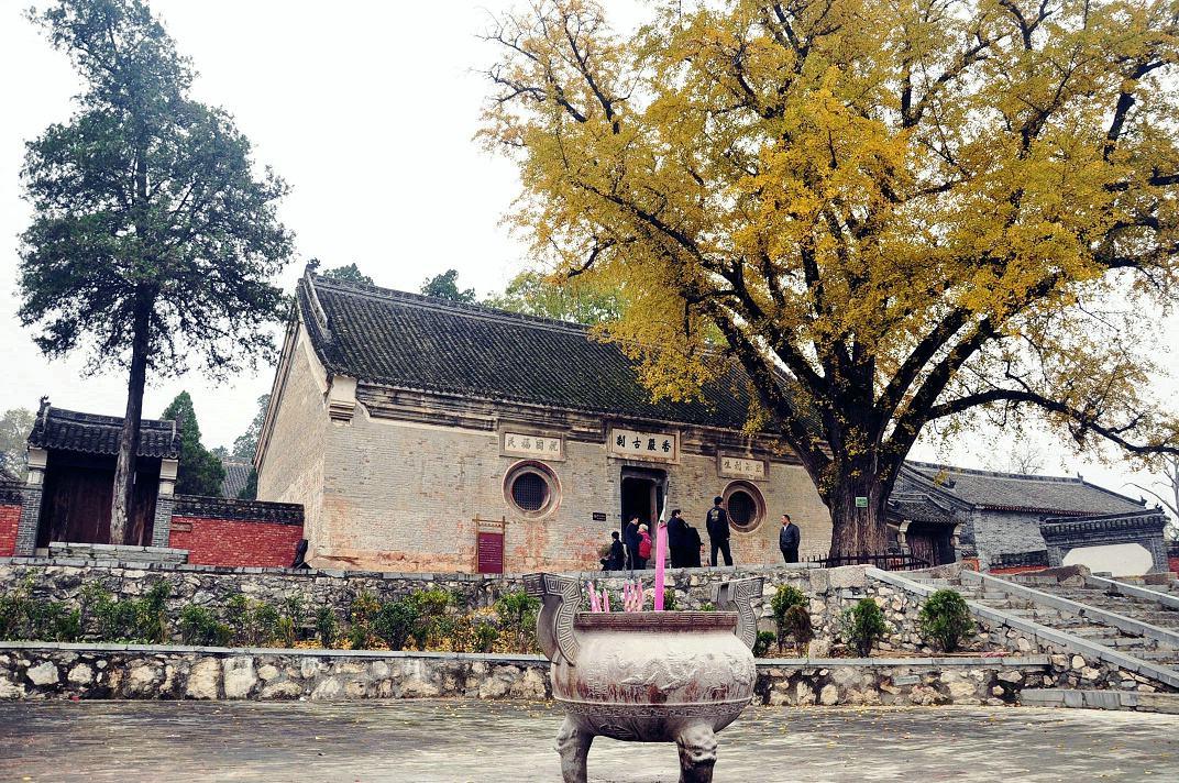 Das 1000-jährige Xiangyan-Kloster