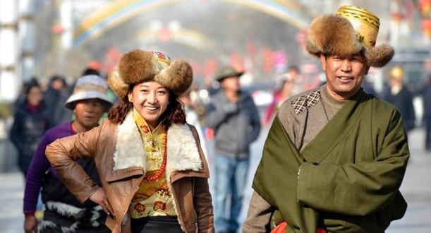 Wie feiern die Tibeter das tibetische Neujahrsfest?