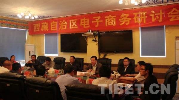 Nomaden Qinghais profitieren vom Elektrohandel