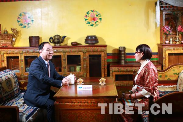 Interview: Chairman of Tibet talks about Tibet
