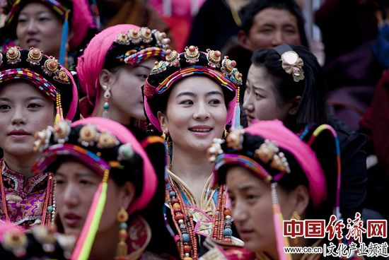 China constructs Tibetan, Qiang, and Yi ethnic cultural projects