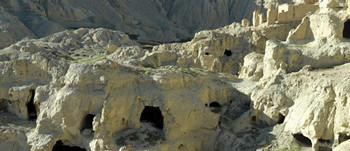 Tibet grub 20 Ruinen aus
