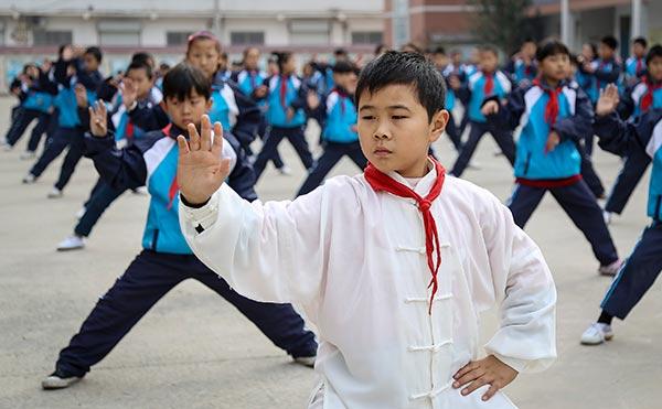 China will Tai-Chi als UNESCO-Kulturerbe bewerben
