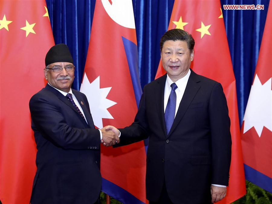 China, Nepal to cooperate more on Belt and Road