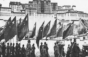 西藏和平解放过程中的刘少奇「1」