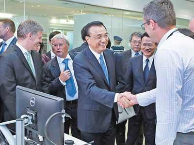 Li Keqiang betont vertiefte Kooperation mit Neuseeland bei Innovationen