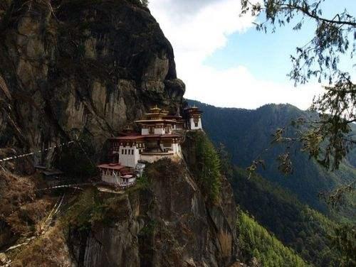 Warum stehen die meisten alten chinesischen Klöster auf Bergen?