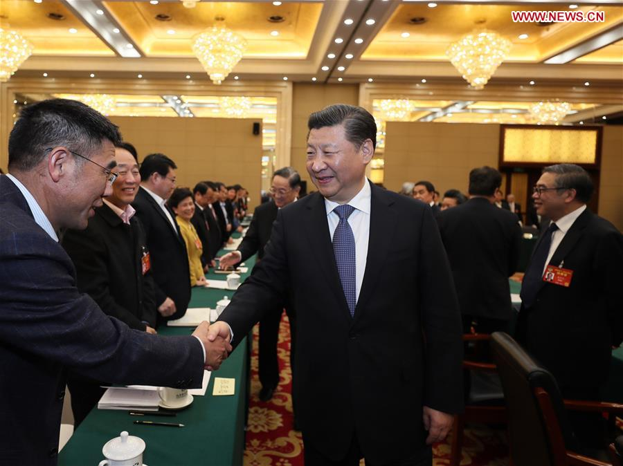 Xi calls on intellectuals to better contribute to nation