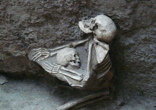 mysterische archäologische funde