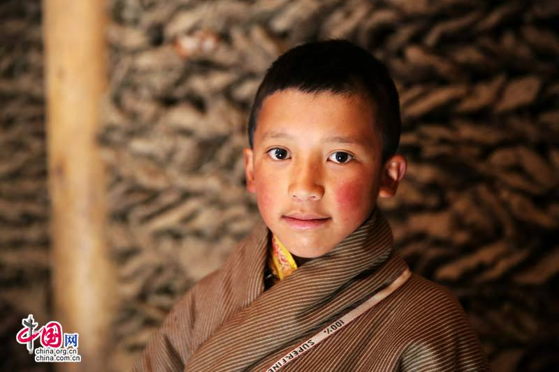 Movie filmed to tell story of a Tibetan boy chasing dreams