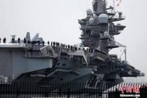美航母紧急掉头驶向朝鲜半岛 美国对朝发出实质性威胁