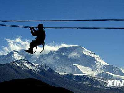Tibet baut höchstgelegenes Stromnetz der Welt