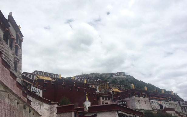 What can the Dalai Lama achieve by visiting southern Tibet?