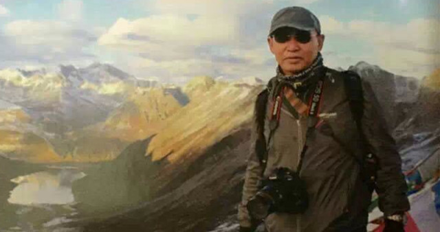 Ein Tibeter namens Tibet google