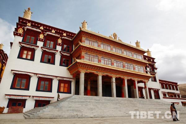 Das Changqingchun-Ke'er-Kloster