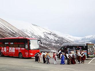 [重走318]翻越折多山 探寻独特的藏族木雅文化
