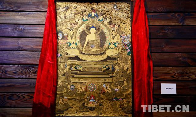 """""""Farben des Himalaya"""" eröffnet in Peking"""