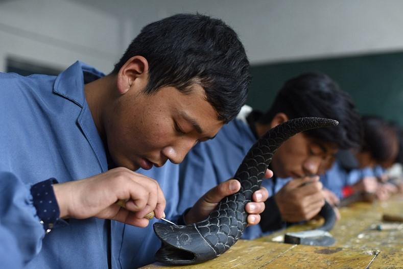 Qinghai investiert 179 Millionen Yuan in berufliche Bildung