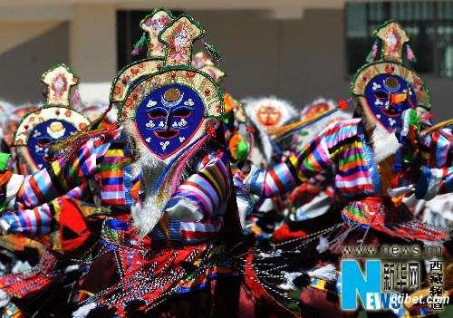 Tibetan opera training course opens