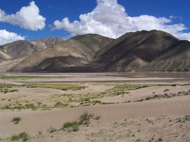 Tibet wird sich um 820 km² Bodenerosion kümmern