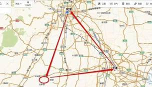 """京津冀城际铁路发展基金设立 雄安新区铁路交通或加速""""铺轨"""""""