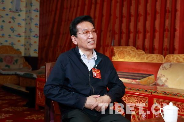 """""""一带一路"""" 西藏非公经济人士有话说"""