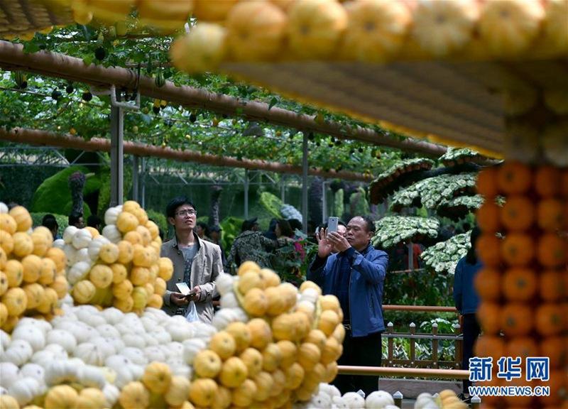 18. Internationale Chinesische Gemüse-Technikmesse eröffnet
