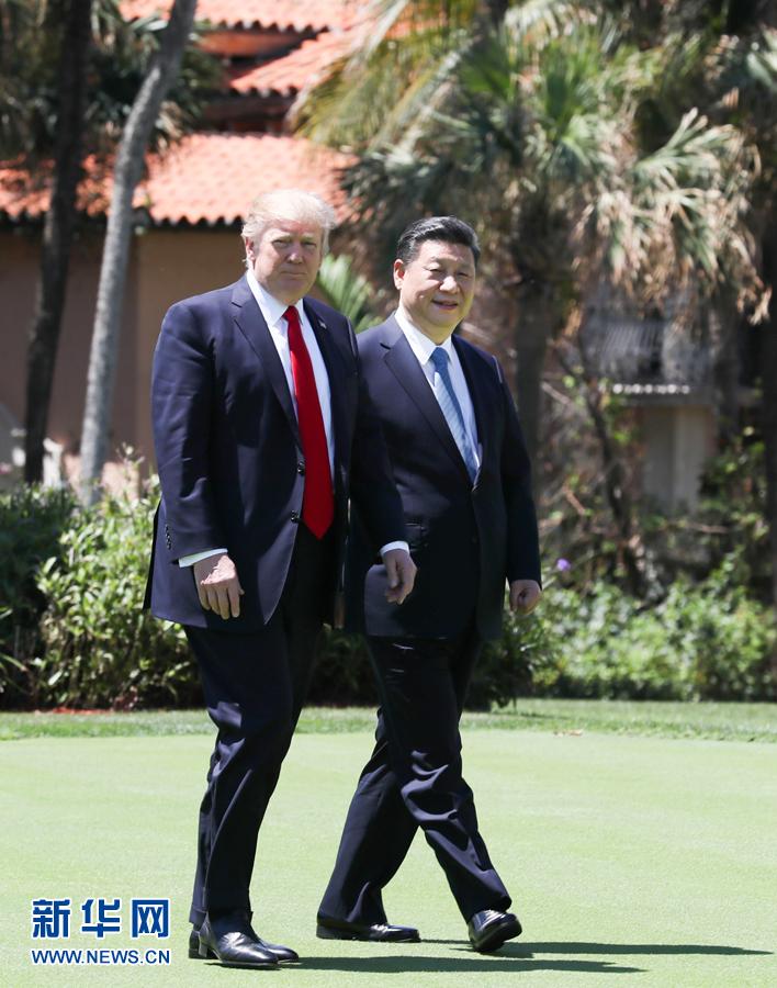 Xi, Trump discuss ties, Korean Peninsula situation over phone