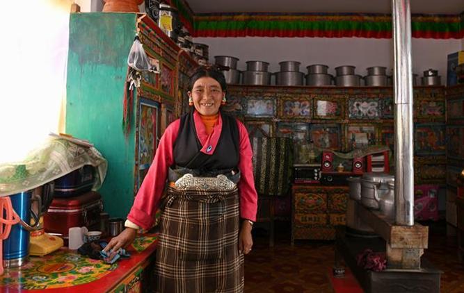 西藏聂拉木:震后民房重建基本完成