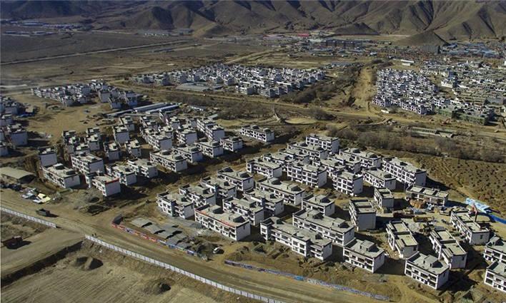 Shigatse schließt zum Jahresende Katastrophen-Wiederaufbau ab