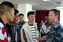 空军在西藏选拔招收飞行员