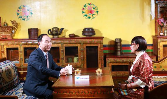 Che Dalha fordert Shigatse als Knotenpunkt des südasiatischen Handels zu bauen