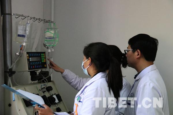 """""""组团式""""医疗援藏的世界首创:红细胞单采术治疗高原多血症"""