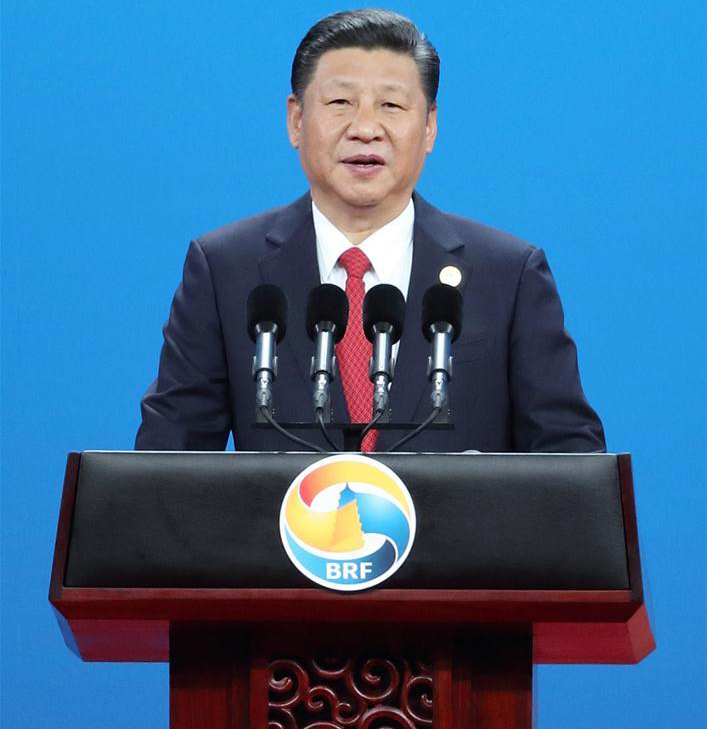 China Focus: Xi's speech injects new impetus into Belt and Road Initiative