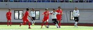 Tibetische Fußballmeisterschaft hat begonnen